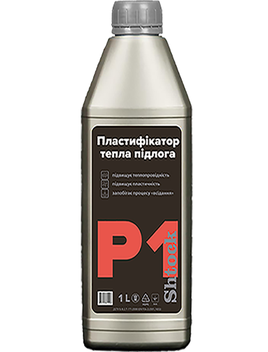 Пластификатор Теплый пол, 1 л