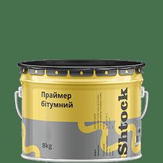 Праймер битумно — каучуковый, 8 кг